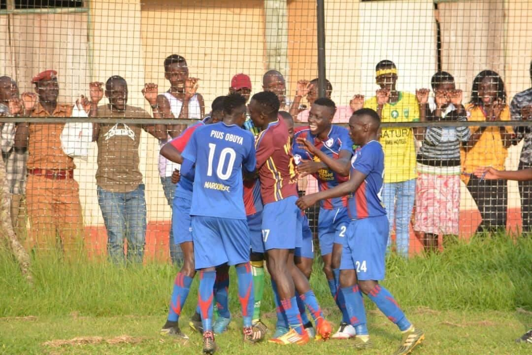 Uganda Prisons [@UgandaPrisons] is the only Government institution that has both a Male & Female Football team taking part in Football in #Uganda. 🔘 Maroons Football Club - Men 🔘 SHE Maroons FC - Female