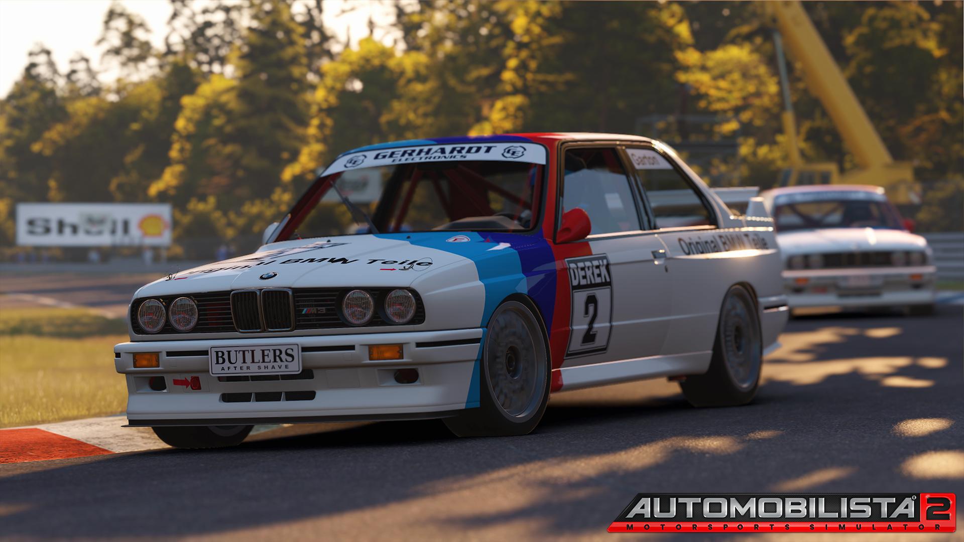 Automobilista 2: Classic Touring arrives tomorrow