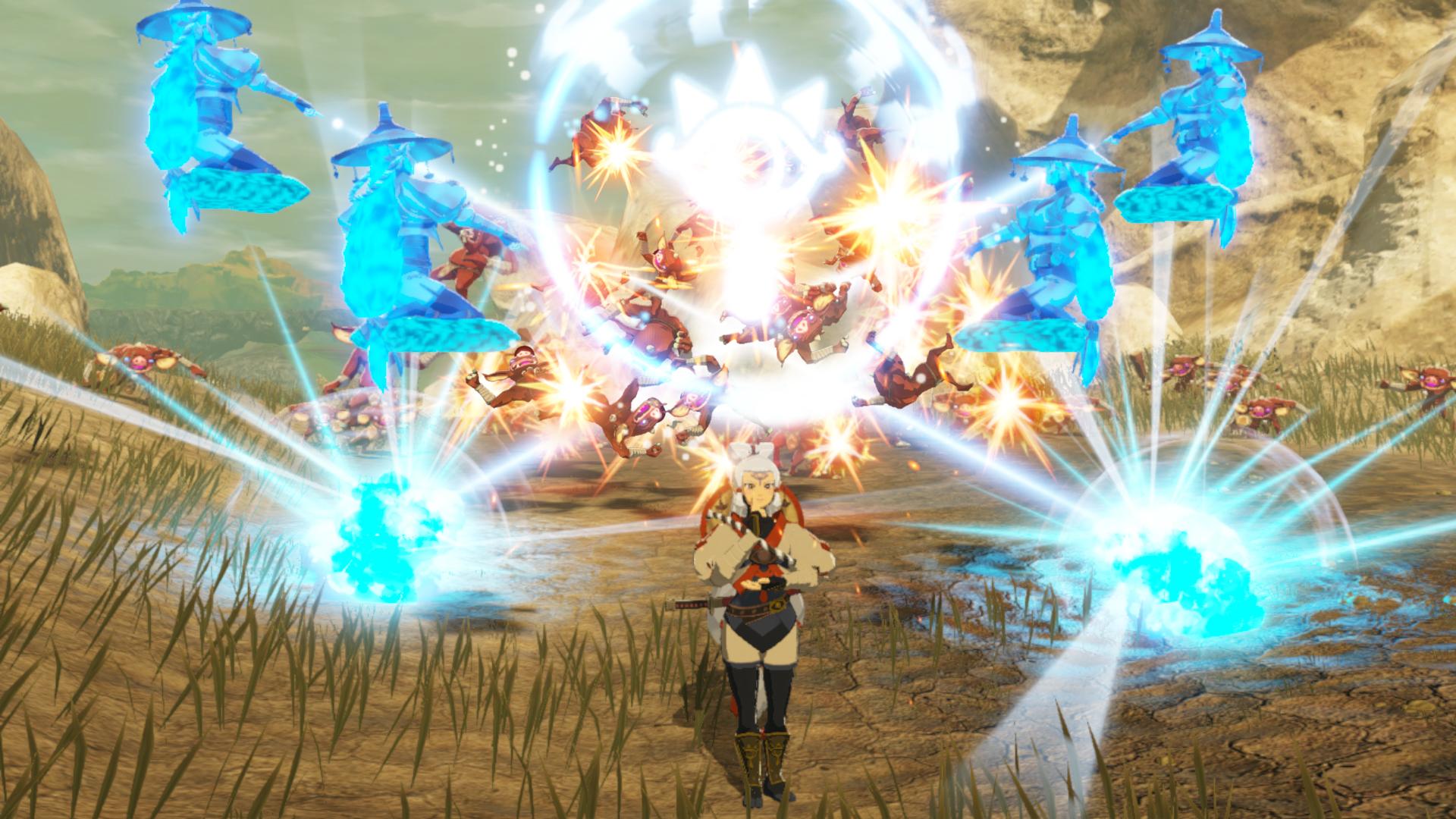 Hyrule Warriors Zeit Der Verheerung Games Forum Rocket Beans Tv