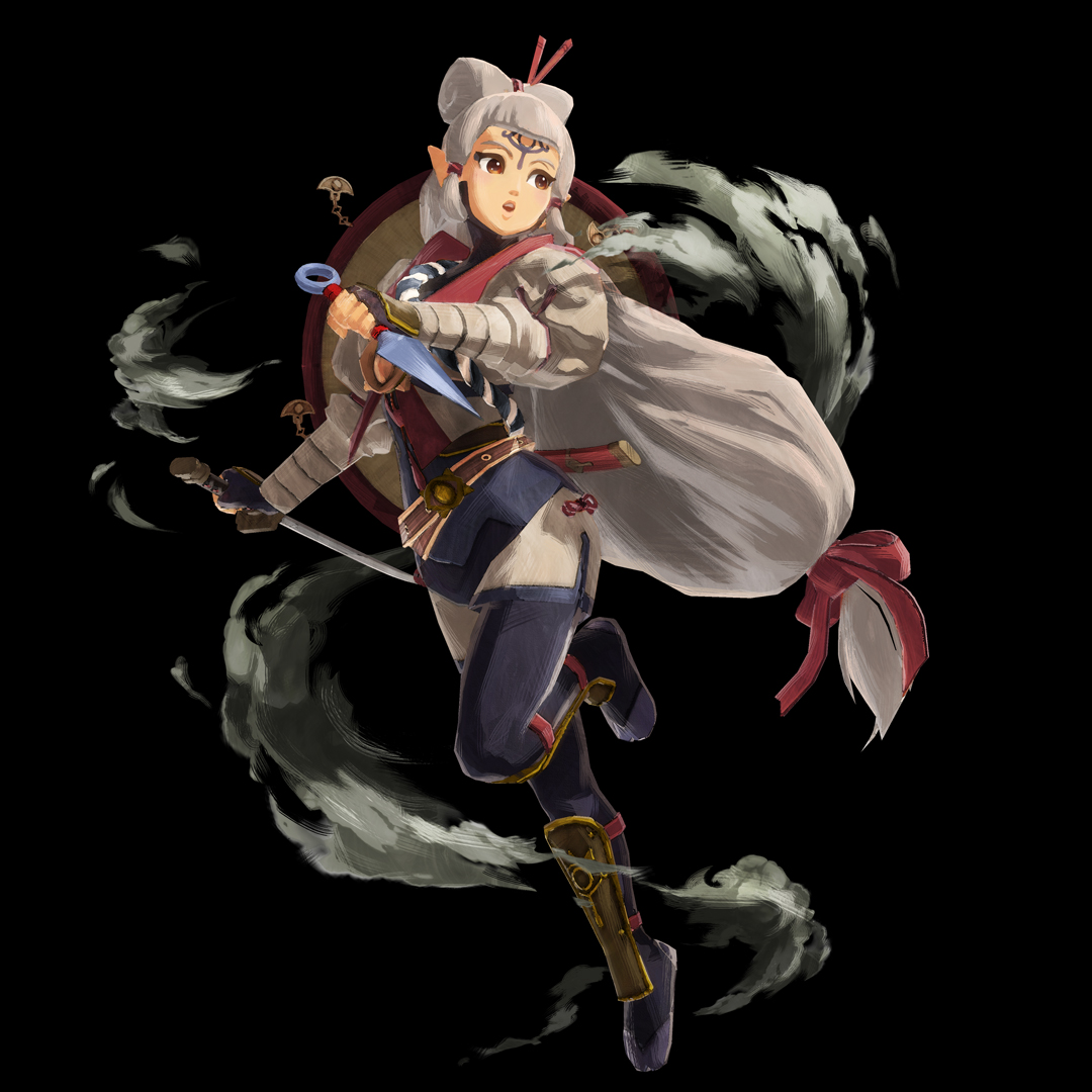 Nintendo Of America On Twitter Meet Impa 100 Years Before The Events Of The Legend Of Zelda Breath Of The Wild As A Royal Advisor And Member Of The Sheikah Impa Brings