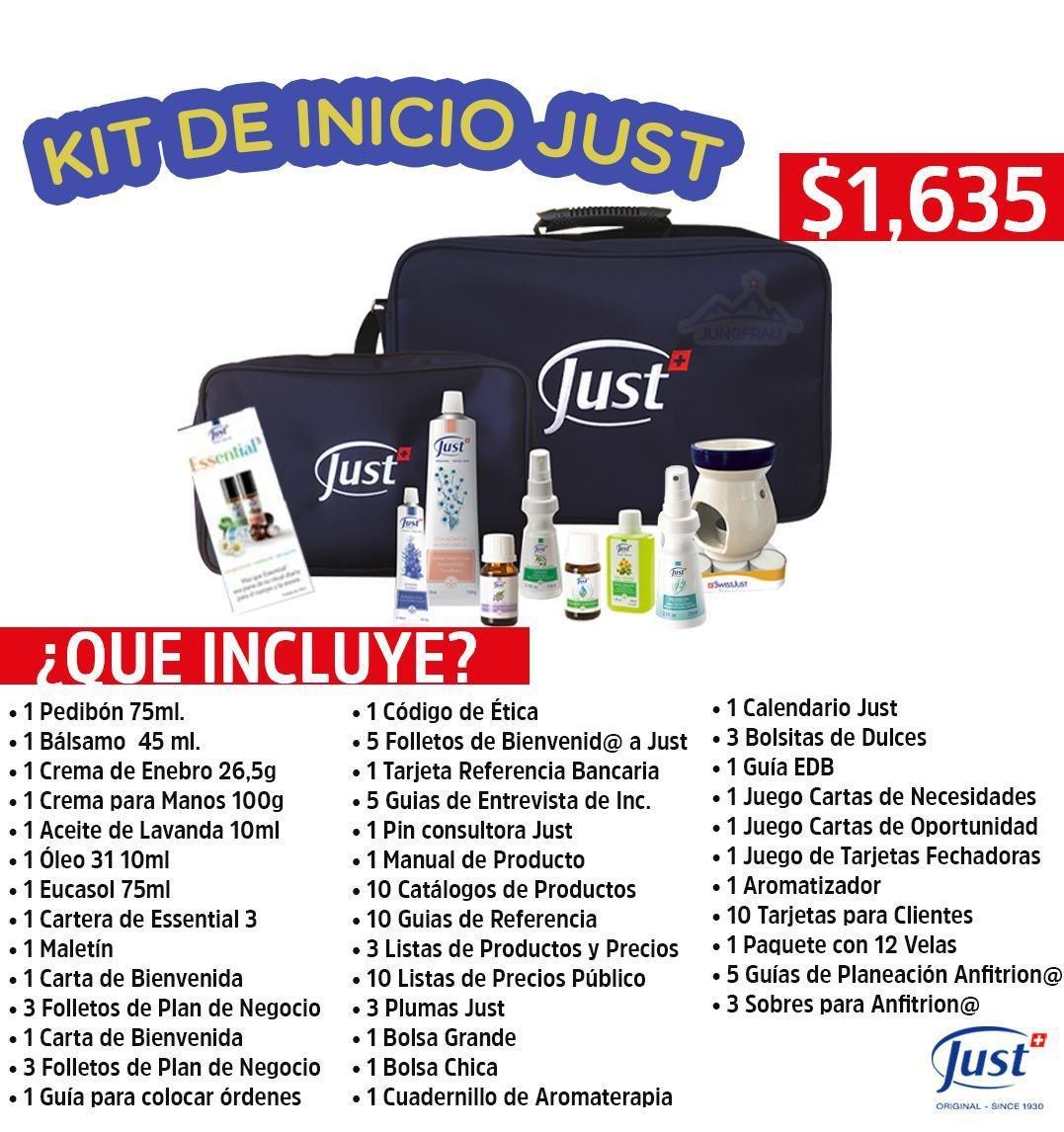 Tenemos dos kits de inicio increíbles por si quieres ser parte del equipo de #just. Escríbeme para mayor información.  #swissjust #swissjustmexico #bienestar #propiojefe #propionegocio #emprendimiento https://t.co/t6jQ7uitEM