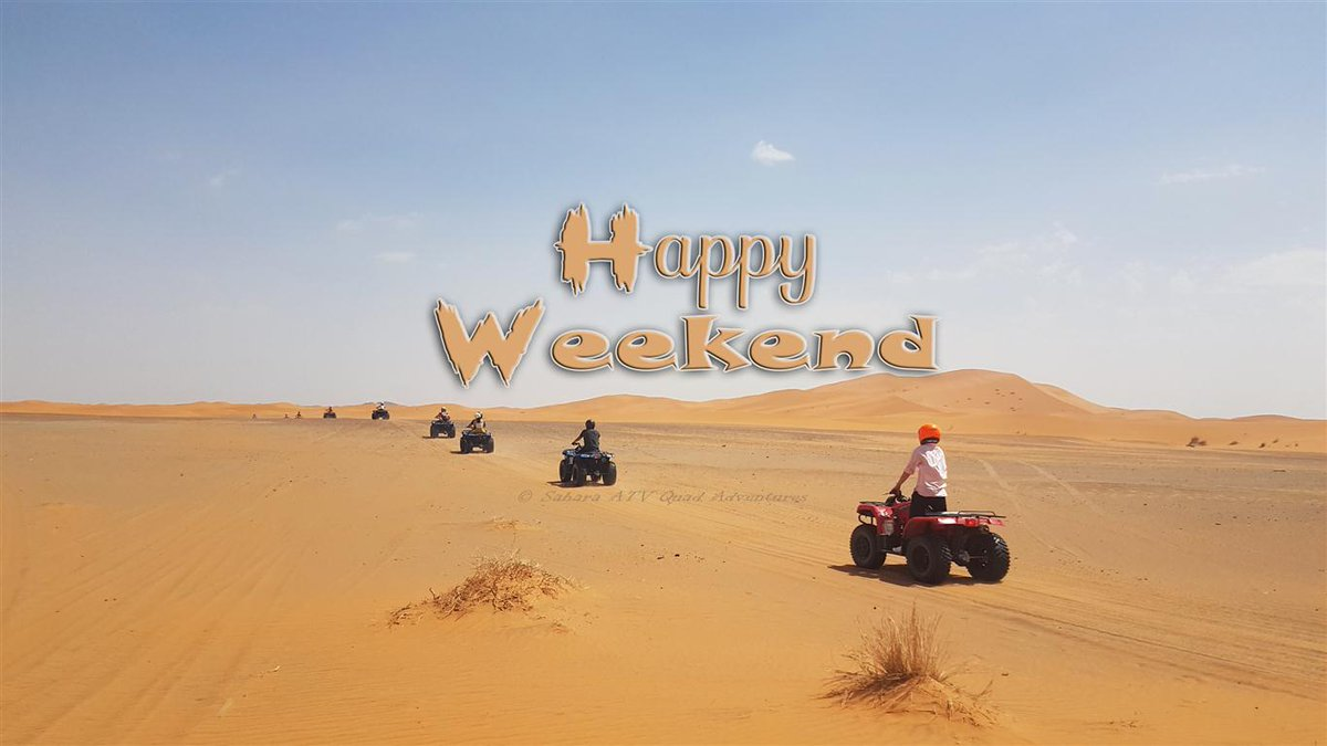 May your days be as beautiful as your thoughts as.  #adventure #sahara_atv_quad_adventures #happiness #happydays😊 #weekend #weekendvibes #goodvibes #sand_dunes #randonnée #viagem #viajar #travel #sahara #desert #ATV #nomads #nomadlife #merzouga #marrakech #erg_chebbi #morocco https://t.co/06v3aCgvcI