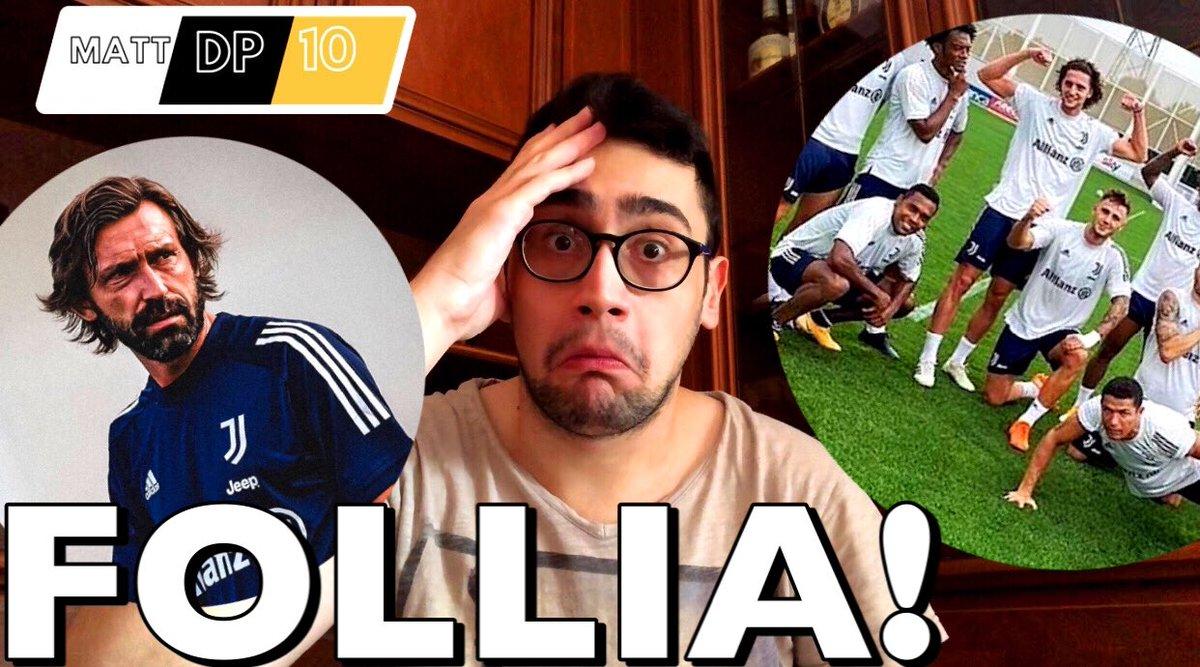 [COOOOSA??? FOLLIA!!!] | DUE TOP CLUB EUROPEI SU UN ESUBERO DELLA JUVENT... https://t.co/gnA9etMx8Q   #Ronaldo #Juventus #Paratici #Marotta #ForzaJuventus #Dybala #Guardiola #DeSciglio #Chiellini #CR7 #Championsleague #Agnelli #DelPiero #Buffon #Pirlo #Pogba #Raiola https://t.co/pv52Do7kFr