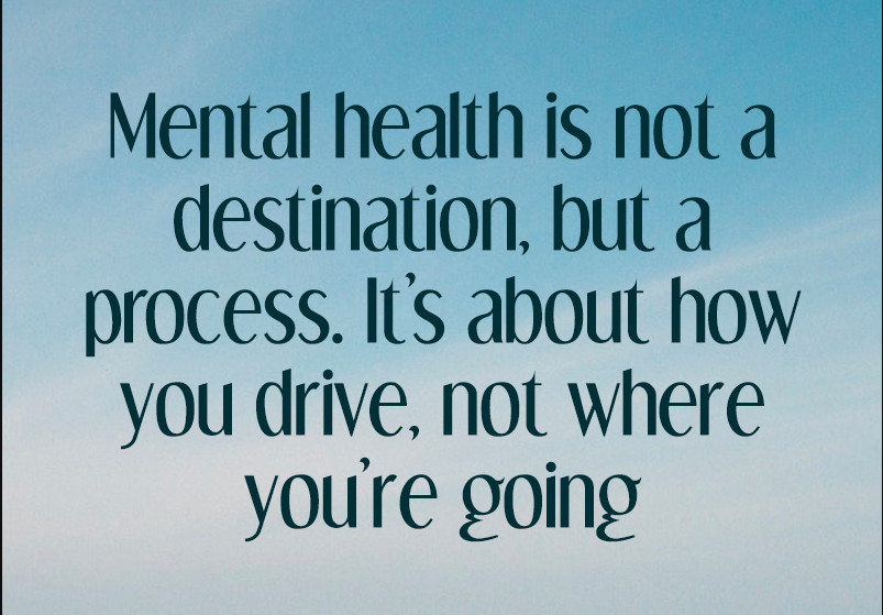 #Mentalhealth #MentalHealthAwareness #MentalHealthMatters https://t.co/nDGMFHUhFF