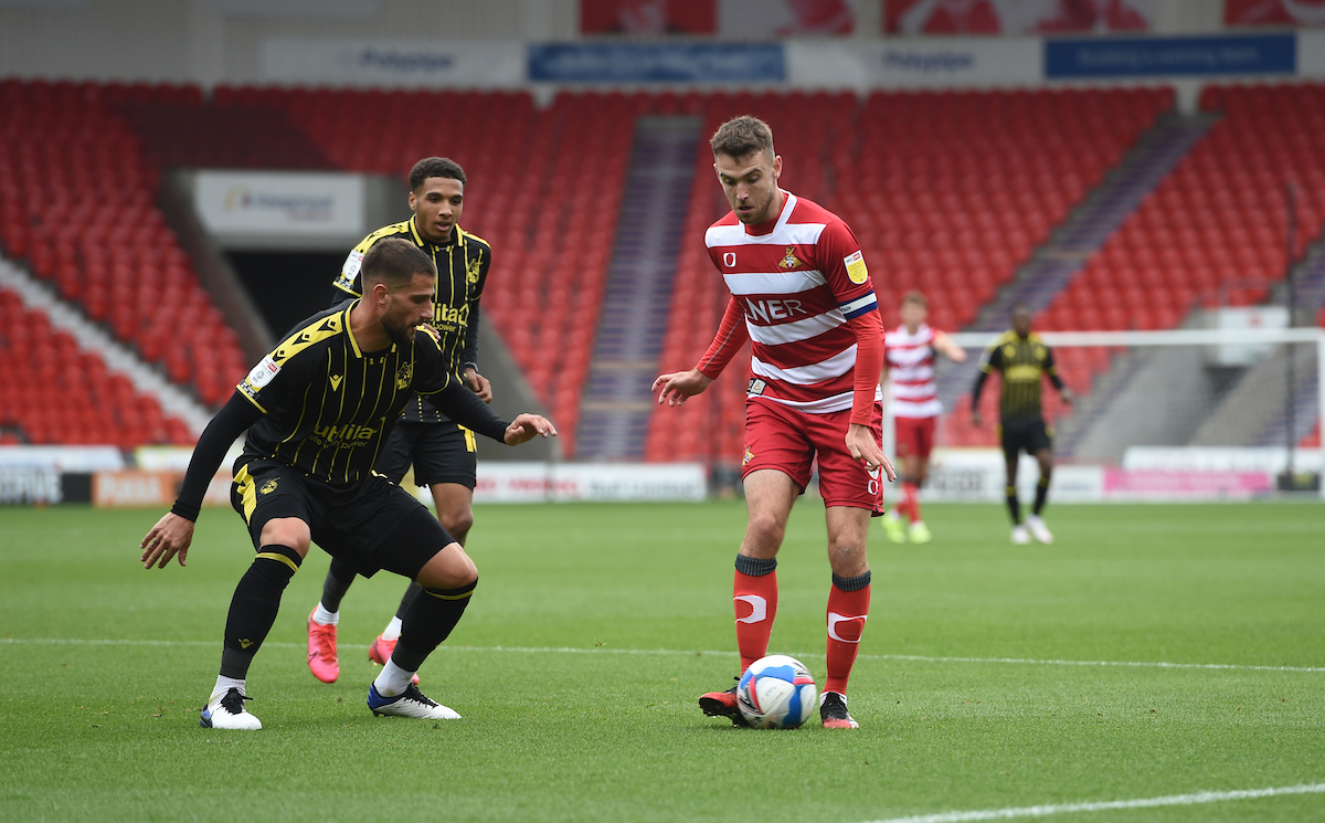 REPORT | Goals from Joe Wright, Madger Gomes, Taylor Richards and Jon Taylor secured an emphatic 4-1 victory over Bristol Rovers at the Keepmoat Stadium. #DRFC   https://t.co/9Dt0P2Vgxy https://t.co/2NWZyAN2Iw