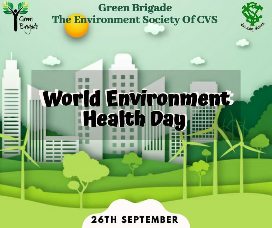 #worldenvironmenthealthday  #environment #health #environmenthealthday2020 #healthandenvironment #environmentday2020 https://t.co/MG9wA4oLtV