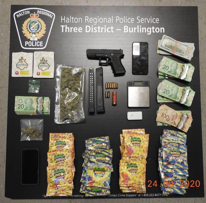 Burlington teen busted on cannabis, drug charges https://t.co/M6Xtaf0hXE via @bayobserver #Hamont #Burlont #Cannabischarges https://t.co/PZda5iNY3G