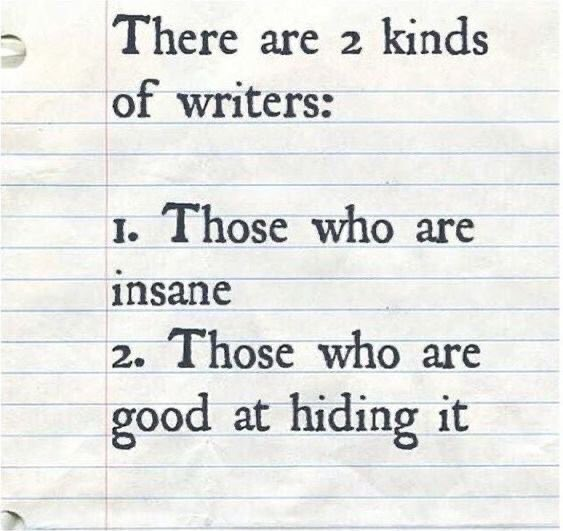Which type are you😁😂?  #writerslife #amwriting https://t.co/1WJKDyPwzQ
