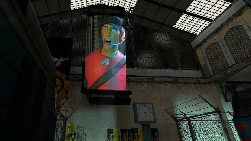 From Fallout 3's train hat to the propaganda studio of Half-Life 2, these are the most ingenious developer tricks https://t.co/gc3fciwVu3 https://t.co/AV4NNn3gz3