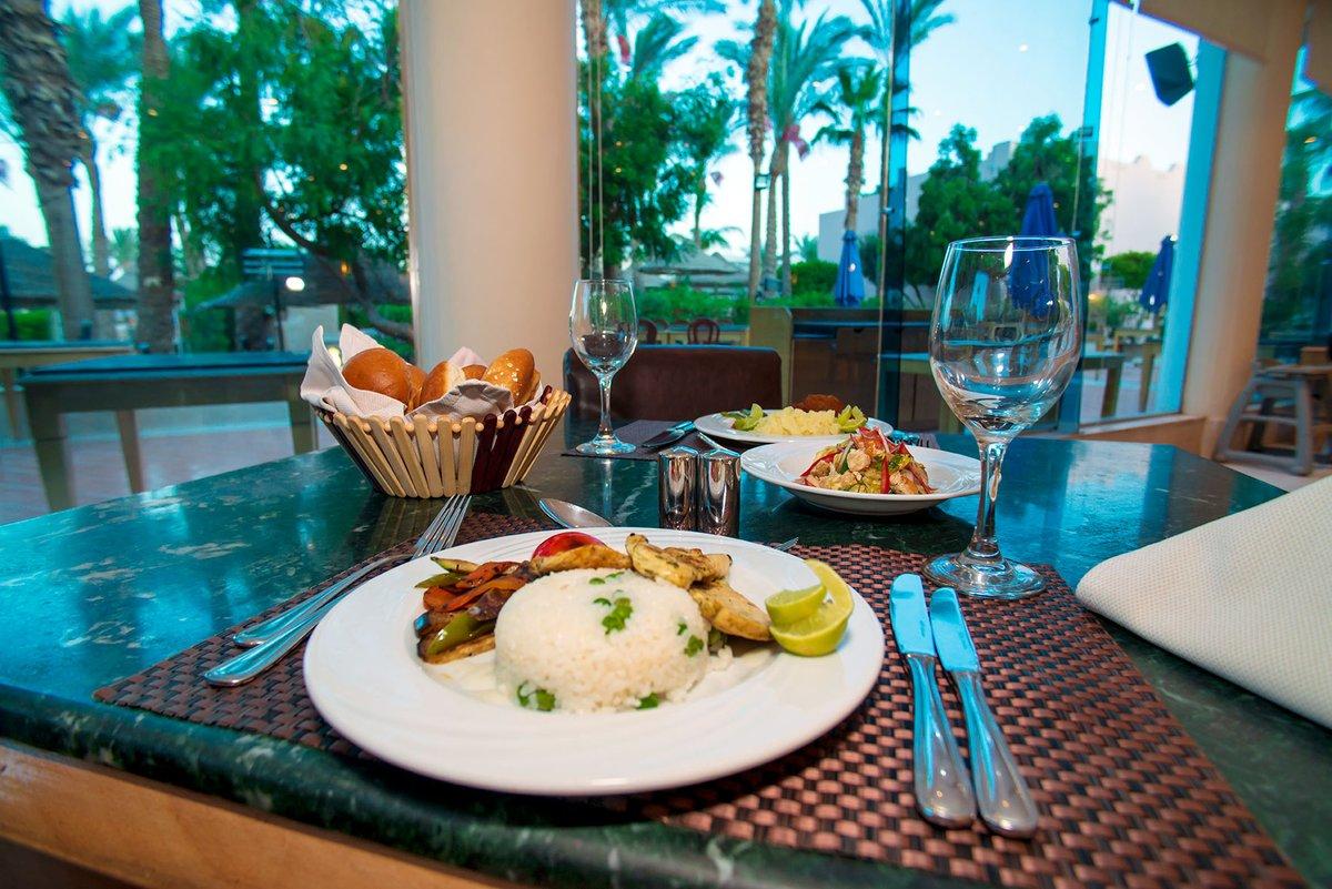 Good food for good mood.  #SavoyGroupSharm #SharmElSheikh #RedSea https://t.co/C9PwjJVBa8