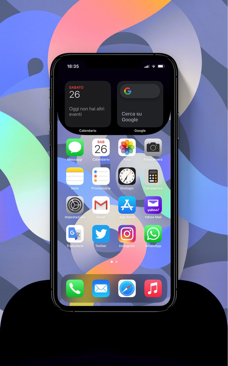 Download Ios 14 Widget Wallpapers For Iphones