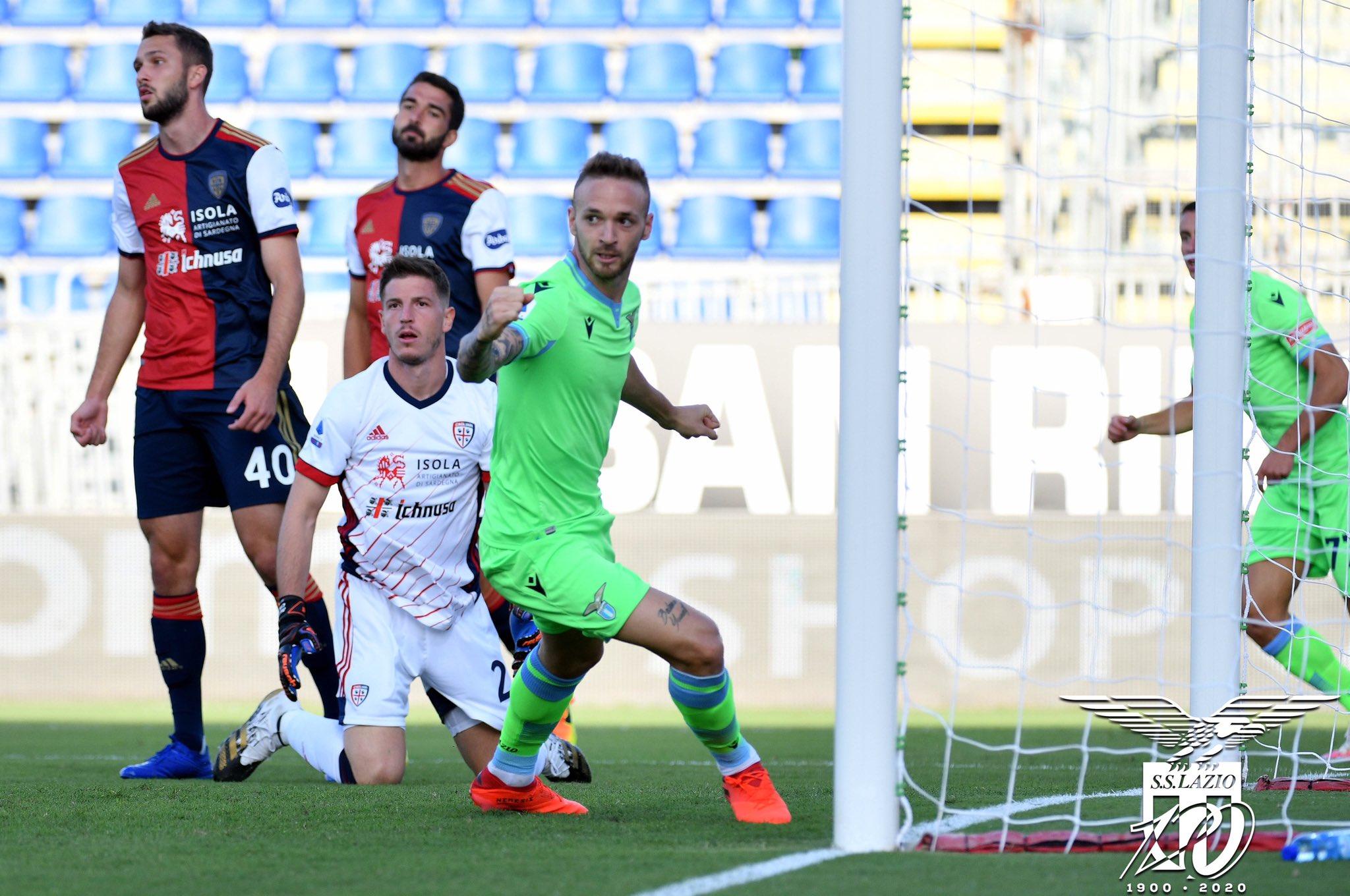 Afbeeldingsresultaat voor Lazio Cagliari