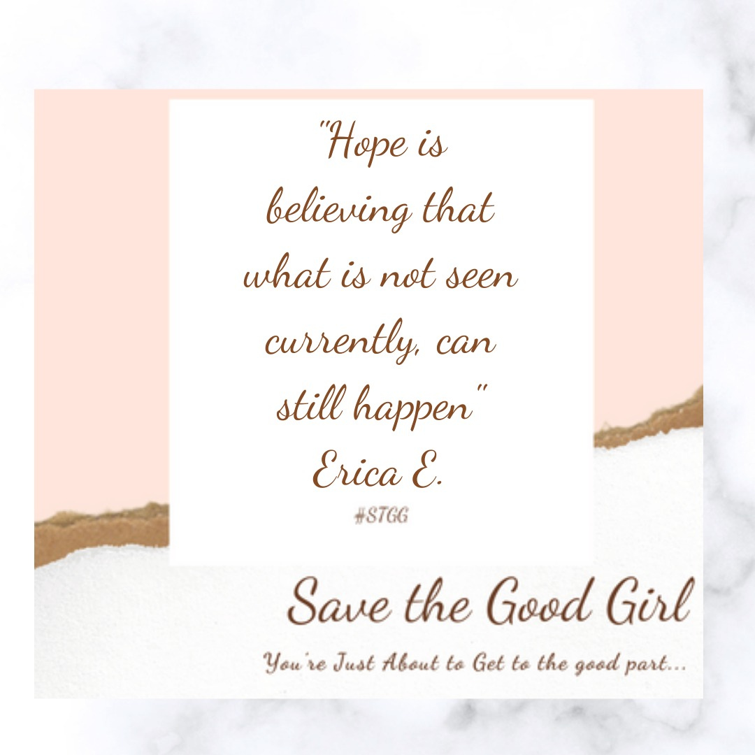 ✨HIgh Hope Is High Perseverance✨  ✨You Still Believe You Deserve It✨  ✨And You Absolutely Do✨  ✨It Can Still Happen✨  #hope #savethegoodgirl #applepodcast #positivelife https://t.co/JLJle9Q05B