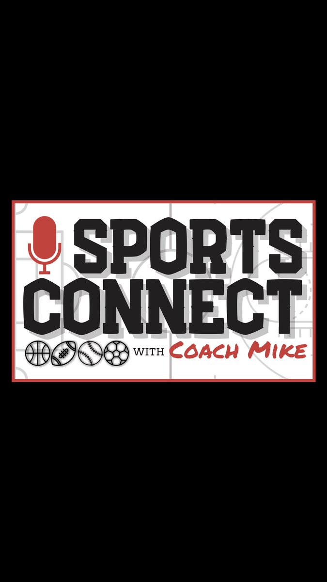 """ANNOUNCEMENT 🔥🔥🔥🔥 """"SportsConnect With coach Mike""""  Bridging the gap between Sports, Community, and Culture! Look out for My First Interview to Drop soon. https://t.co/QPONBDRMZi"""