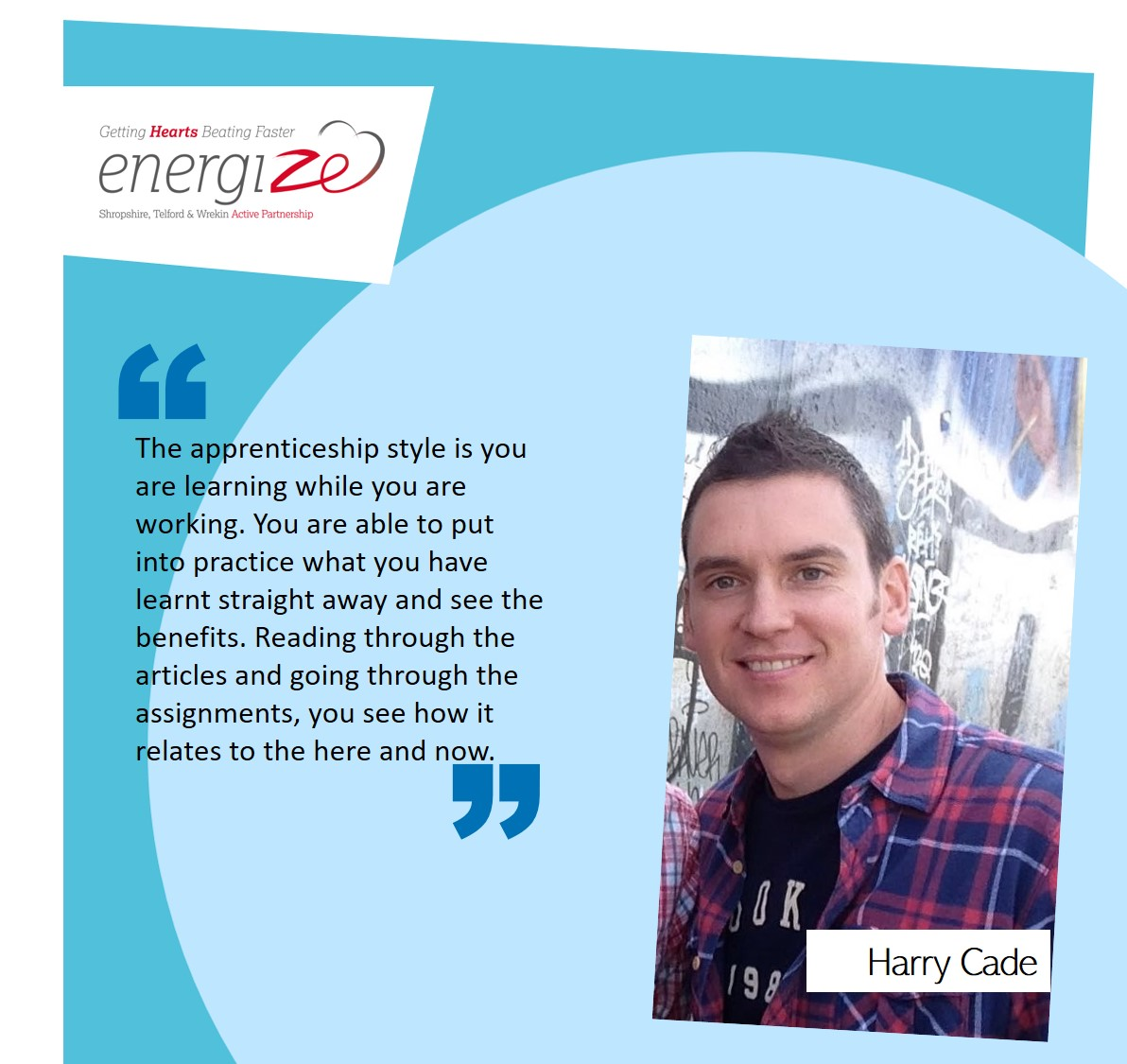 We asked Harry Cade who is currently completing the Level 5 Operations/Departmental Manager Standard a few questions on his time on the apprenticeship so far. Take a look at his responses here: https://t.co/sOxcmf6xF5 #Apprenticeships https://t.co/46rHS7wx6f