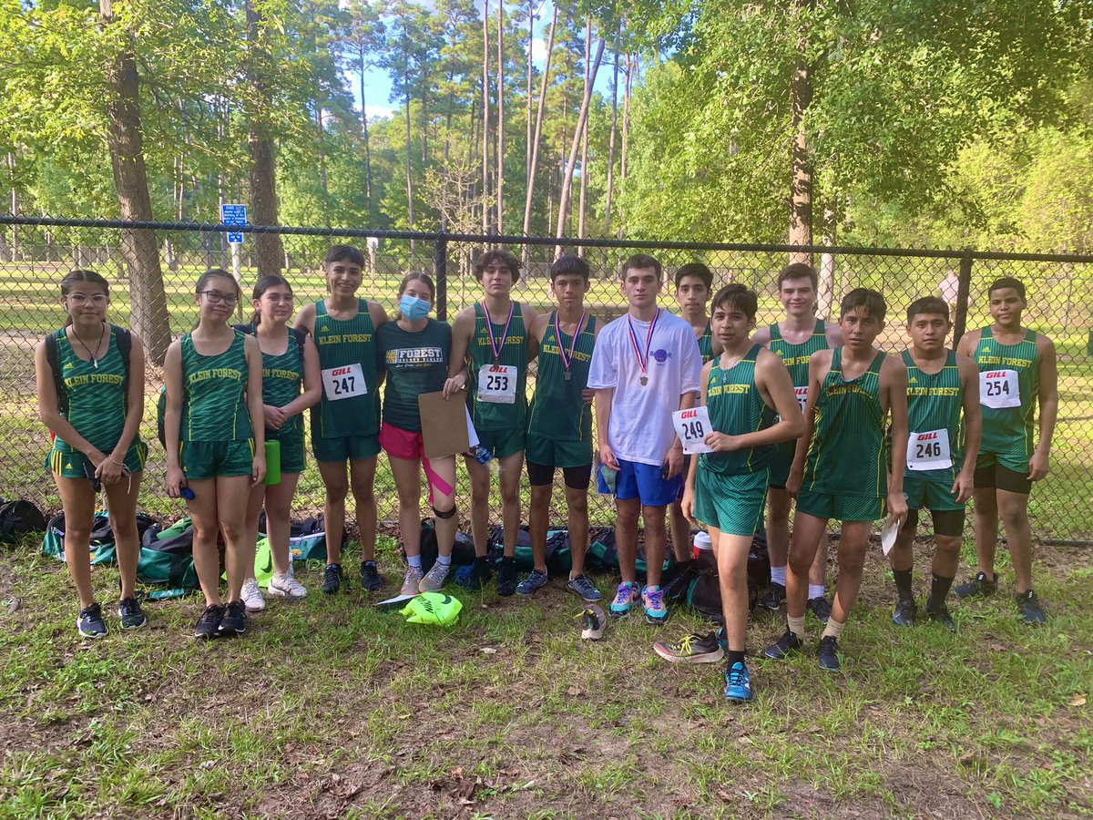 KFXCDC competed in the Tomball Invitational Friday where many improvements were made in a weeks time!! #Congratulations #GoGetIt #ForestDNA🧬 https://t.co/4n9CLnnSP3