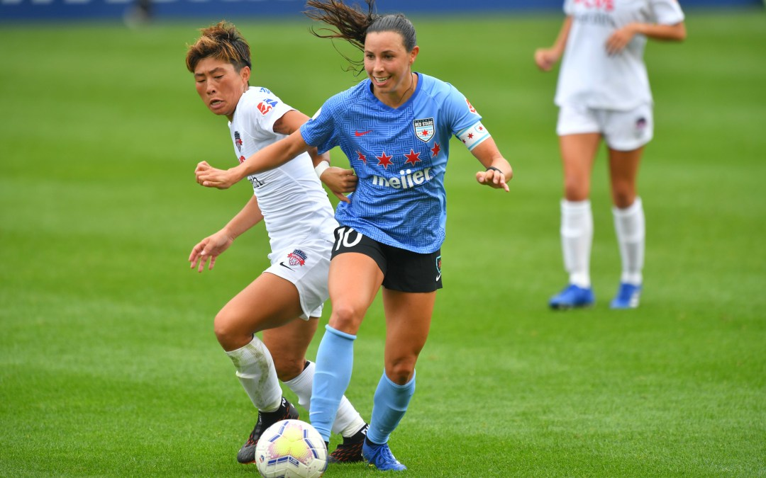 Chicago earns a point indraw with Washington Spirit Match Recap: bit.ly/348v9bQ