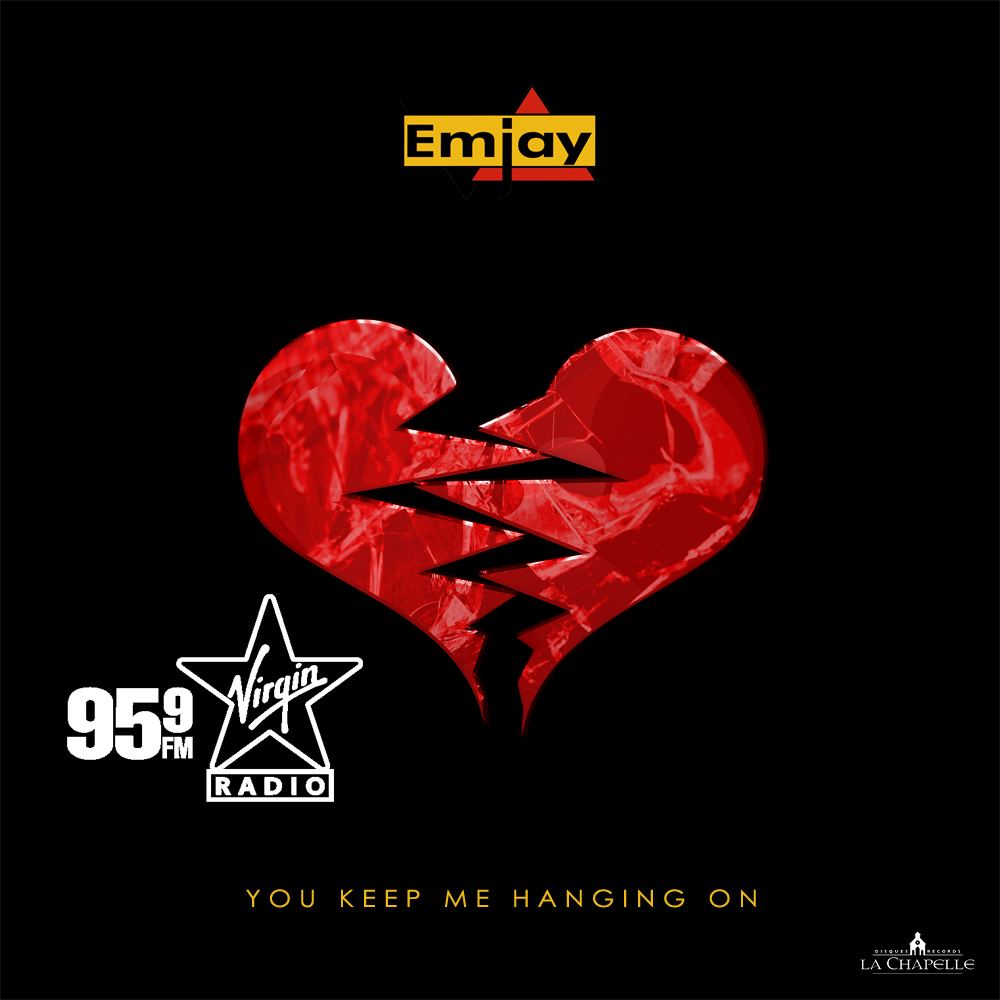 """Huge thank you to MC Mario for playing my song """"You Keep Me Hanging On"""" on @VirginRadioMTL in the #HouseParty! #dancemusic #eurodance #newmusic #edm #emjay https://t.co/IumNMWZm8T"""