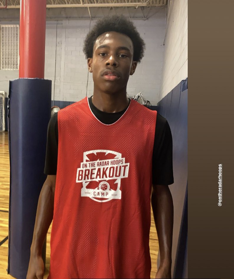 """A name to know NOW in Georgia's 2024 is St. Francis' Jalen """"Roc"""" Lee.   6'4 PG with a good understanding of pace displayed great court vision & ability to get to the rim often. Future could be very bright! https://t.co/T5YyU06HcP"""