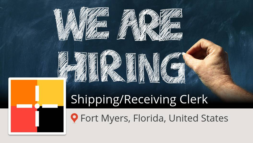 #SpherionStaffingLakelandFlorida is looking for a Shipping/#Receiving #Clerk, apply now! (#FortMyers) #job https://t.co/6GQzkDiZXP https://t.co/aKz4NTkTWg