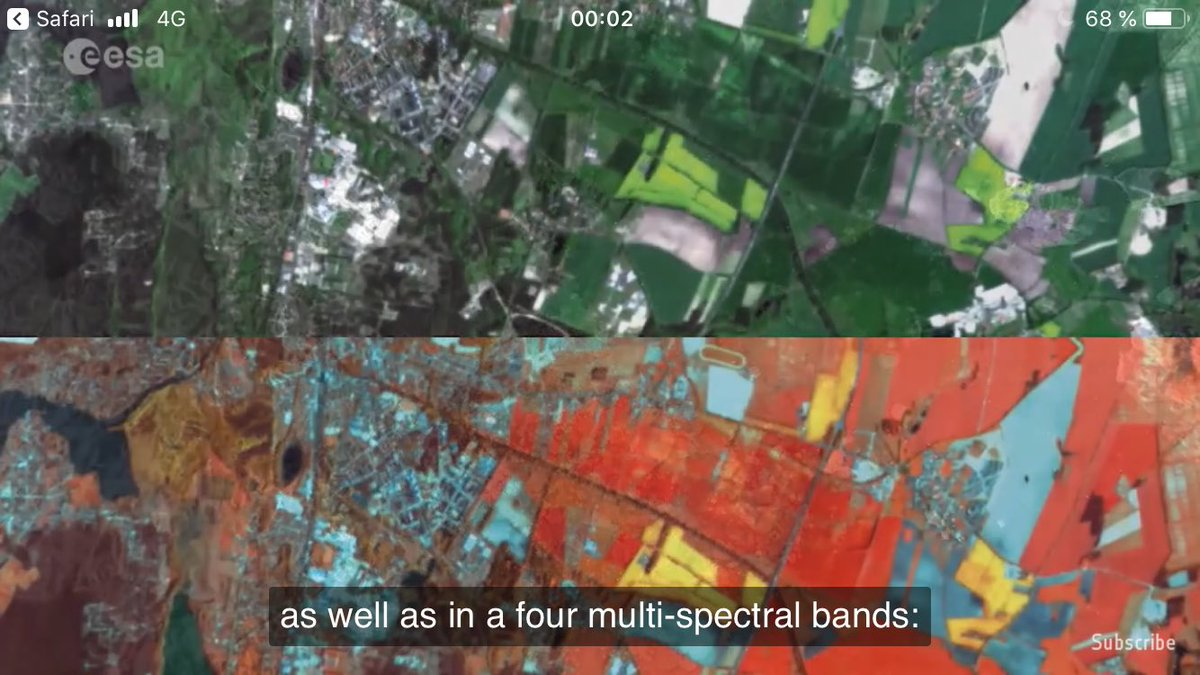 Next #Vega #VV17 payload, launch on Nov18 : SENER Aeroespacial's #SEOSAT, a multispectral high resolution wide swath world coverage imager, designed for systematic acquisition of Spanish territory and minimum revisit time. #Science #technologies #Space #spaceeconomy https://t.co/a7KYjiAatF https://t.co/U1ZjYWsvQq