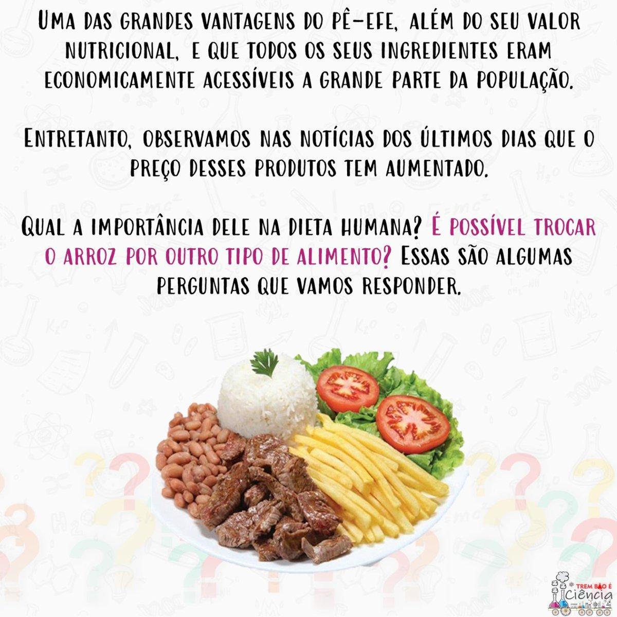 #defendaosus#saudepublica#ciencia#arroz #alimentação#dieta#saúde#saudável#nutrição #agropecuária#educação#trembaociencia #segueotrem🚂 https://t.co/0PyAvJTzo7