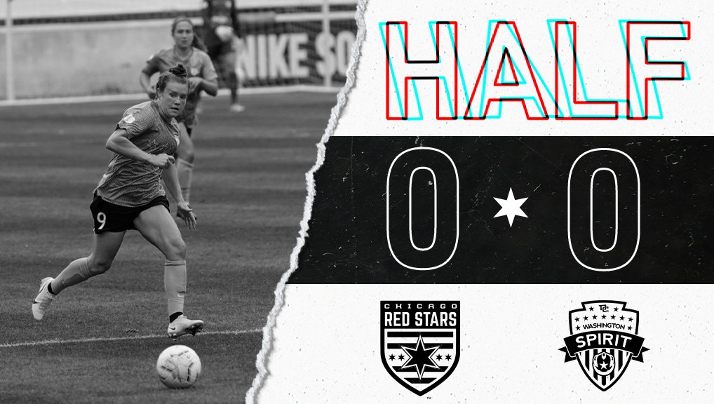 Thats the half | #CHIvWAS