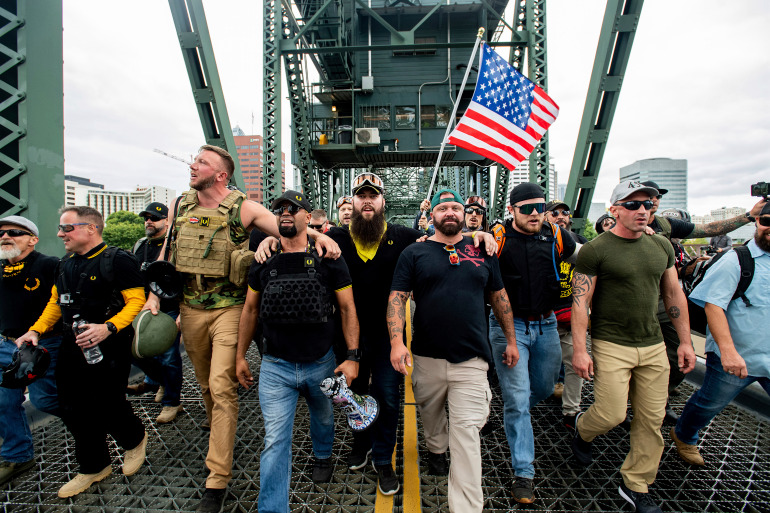 Thousands expected to descend on Portland for Proud Boys rally https://t.co/jjMdhjV2QB https://t.co/X3IvOSIX5H