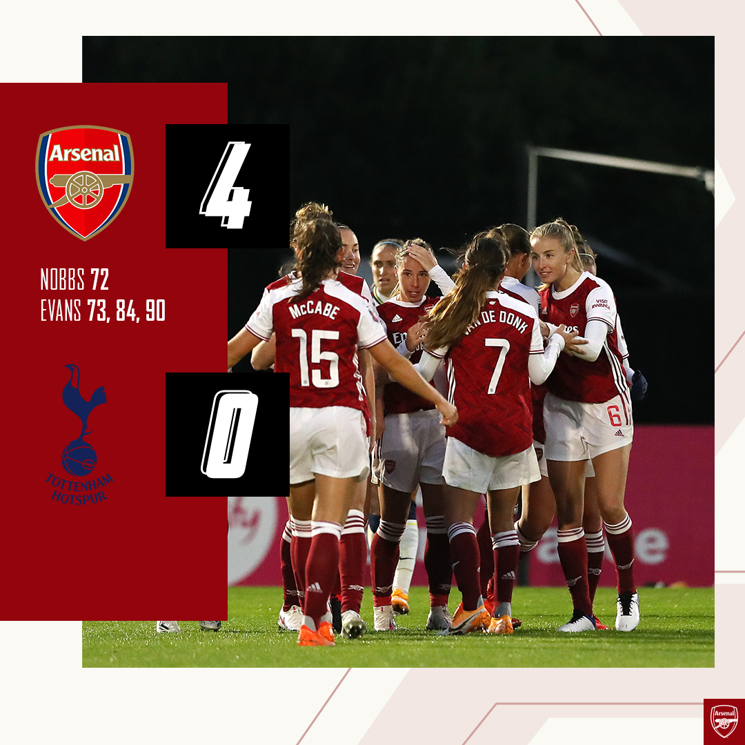 NORTH LONDON IS RED 🔴 But you already knew that 😉