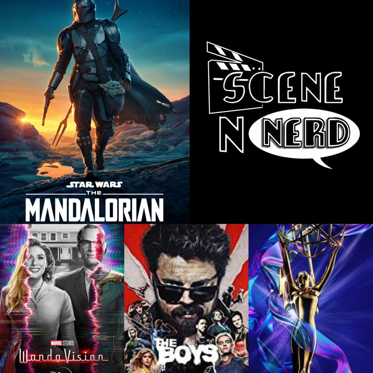 A brand NEW episode from @SceneNNerd is now LIVE for your listening pleasure.   The team talks #TheBoys, #WandaVision, #TheMandalorian and more - https://t.co/7mtolQB9XX  #PodernFamily #PodcastHQ #PodNation https://t.co/FV5vgwdL4h