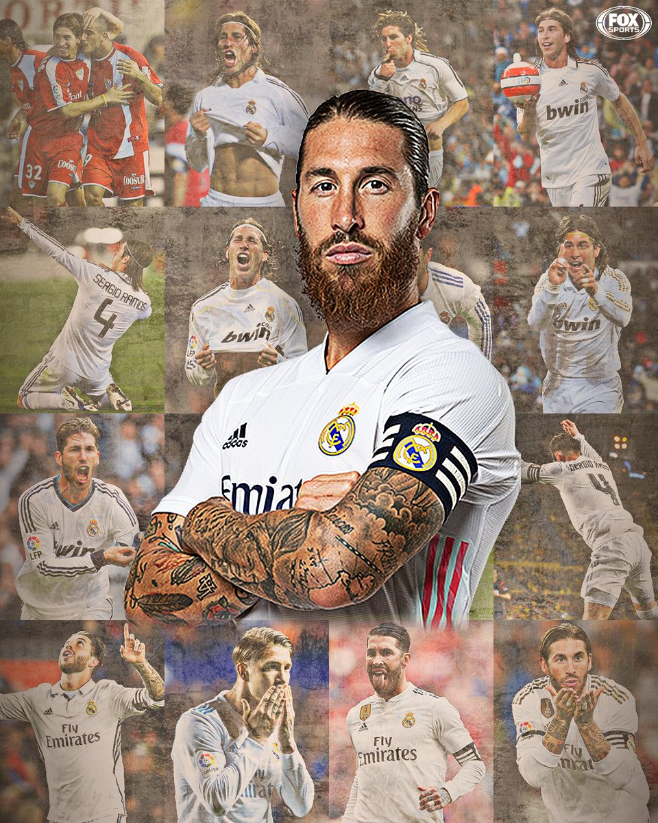 @FOXSoccer's photo on Ramos