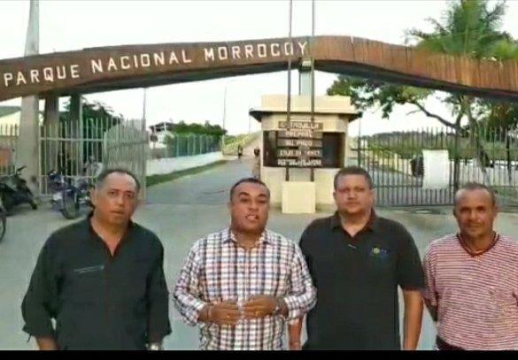 #26Sep #Falcón #KerrinsMavárez exige reapertura inmediata del Parque Nacional #Morrocoy  https://t.co/p7nTAdChwX https://t.co/lxxEnWubmJ