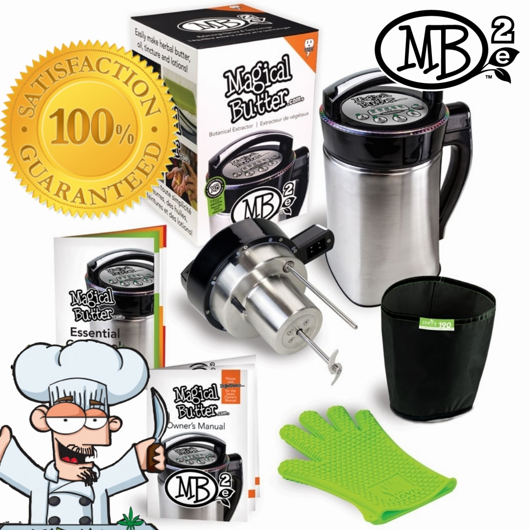 """Interested in getting a MagicalButter Machine? Chef 420s 12 point Review- Check it out, before you buy-Save with Code """"Chef420""""  >https://t.co/ED5Ykd2hvB  #Chef420 #Edibles #Medibles #CookingWithCannabis #CannabisChef #CannabisRecipes #InfusedRecipes @MagicalButter #CannaFa https://t.co/MOI7fZOtHm"""