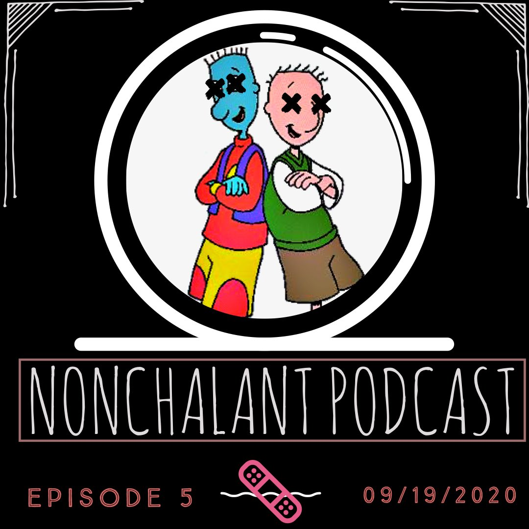 Episode 5 is live! Hope you guys enjoy this episode, we had a good time making it! Thank you for all the support! #Nonchalant #OvO #Podcast #SaturdayMorning #weekendvibes #LVELIFE #Spotify #ApplePodcast #AppleMusic @brndndinero https://t.co/M2Decvyx2F