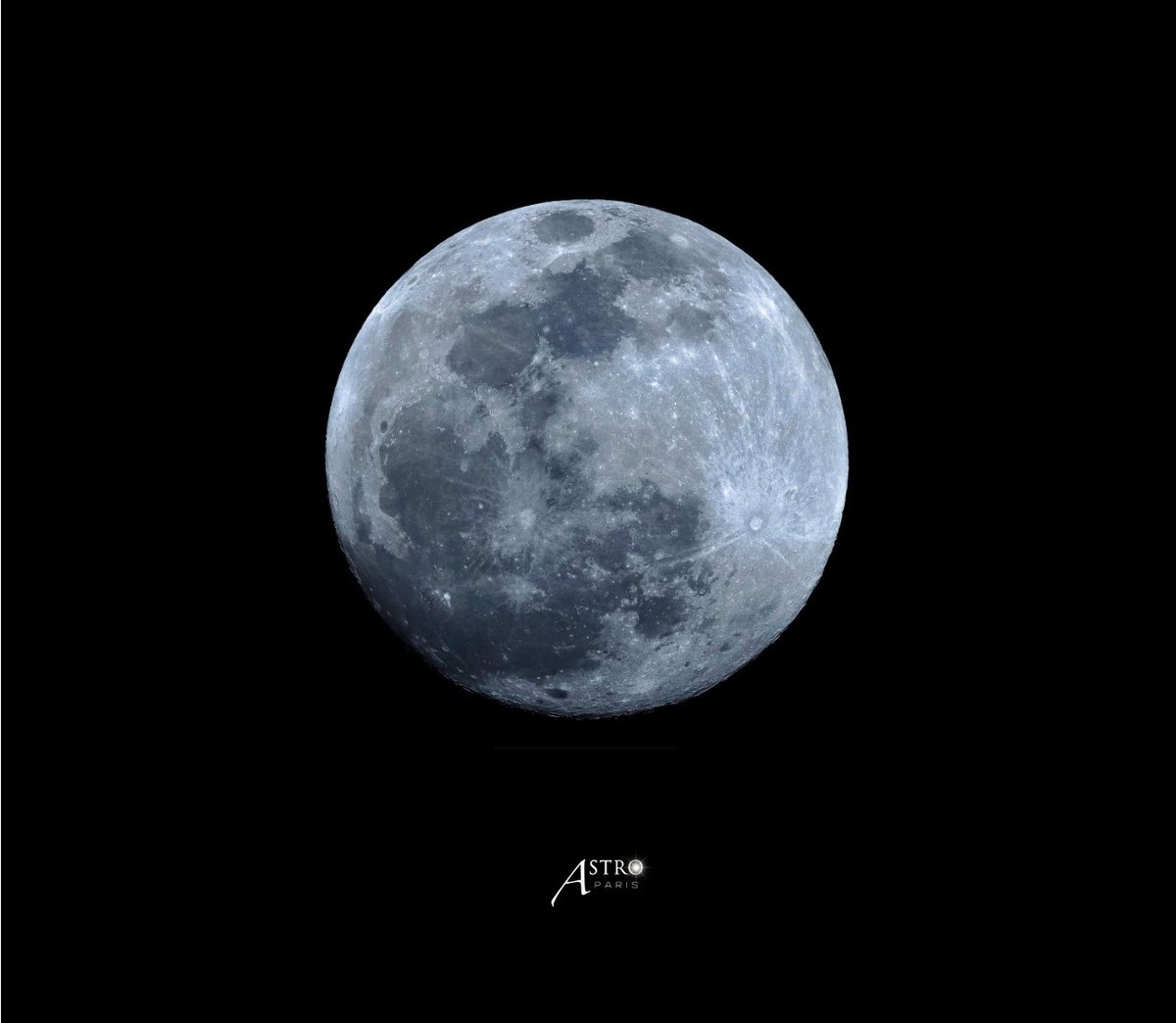 October has two full Moons this year: the full Harvest Moon on October 1 and the full Hunter's Moon on the 31st - Halloween. Some almanacs and calendars assert that when two full moons occur within a calendar month, the second full moon is called a Blue Moon.