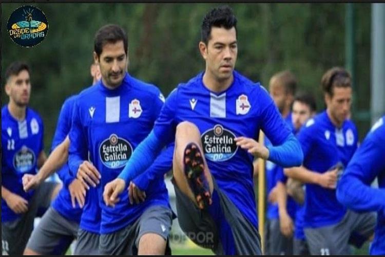 #26Sep #Fútbol El venezolano #NicolásMikuFedor defenderá la camiseta del deportivo la #Coruña  https://t.co/lklSCv8Blk https://t.co/QjgfM96IBo