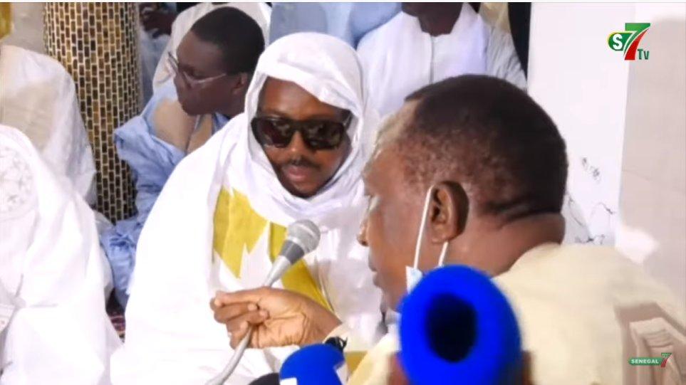 Vidéo - Serigne Bass Abdou Khadre à L'inauguration de la mosquée Serigne Cheikh Saliou - https://t.co/kdg5VsIKnA #Senegal #Kebetu #team221 #paris #mali #africa https://t.co/m9k4eOGKJH