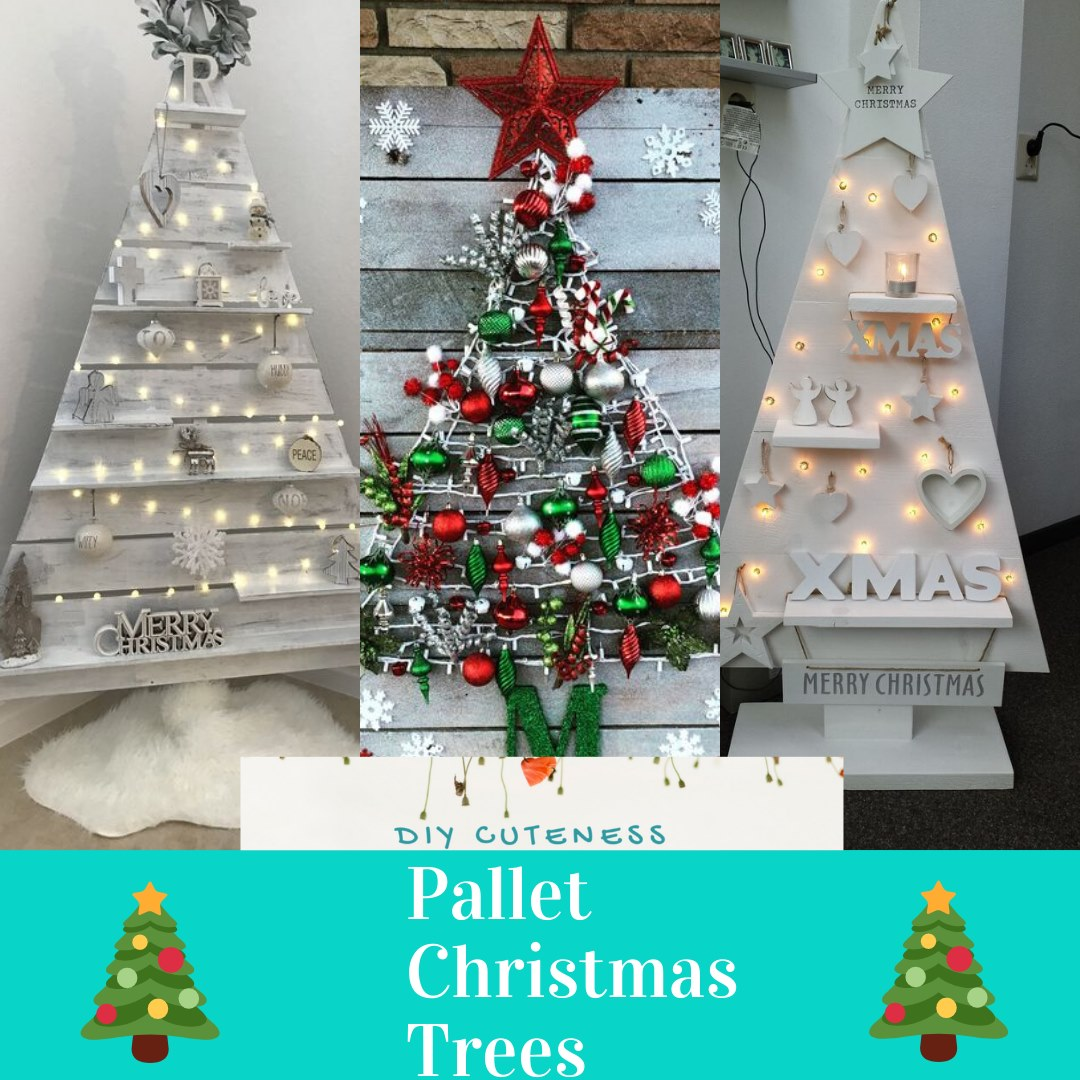 Fancy trying a different #christmastree this year ? Why not try your hand at a #pallet tree ! #Christmas #Christmas2020 #ChristmasCraft #ChristmasCountdown #woodworking #rustic🎄  https://t.co/OL7pDanm5k https://t.co/VFF5rh5t0C