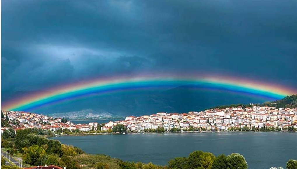 #Kastoria #rainbow https://t.co/lI47ff8Lwi