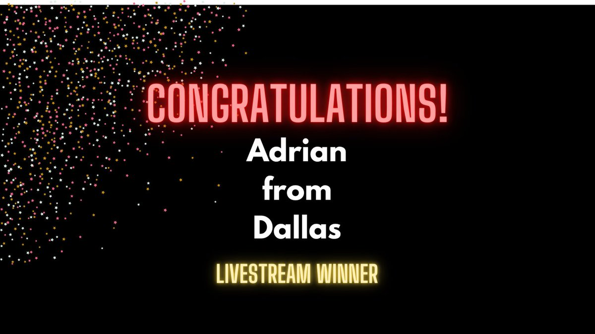 Congratulations to Adrian from Dallas for correctly guessing Darlie Routier as the topic of our next #livestream which is coming soon!!   If you missed the last livestream about Mark Winger, check it out: https://t.co/xeSQXsNrHb  #truecrime #markwinger #murder https://t.co/LSrLfTDxZw
