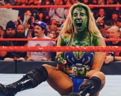 RT @MsCharlotteWWE: @RealPaigeWWE @WWEAsuka Happy Birthday Empress 🤢 @WWEAsuka https://t.co/CJ4P2xiGPs
