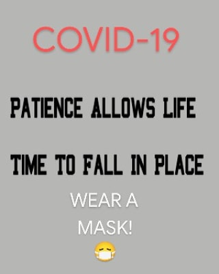 #lifestyle  #life #EveryoneIsInvited #patience ,#lifelesson #COVID19 #pandemic #SaturdayMorning #RESPECT_EVERYONE #PROTECT #coronavirus #CoronavirusPandemic #HumanRights https://t.co/srmneD5VJK