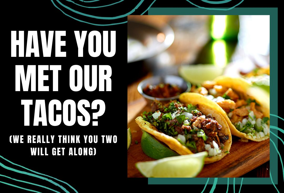 You both like tacos for one thing! 😍 See all of our September Specials here, and visit us soon! https://t.co/FwfKuKTITB   #VisitQuadCities #Thingstodo #Bettendorf #Iowa #Restaurant #StreetTacos #Arcade #Bowling #EscapeRooms #LaserTag #FamilyEntertainment https://t.co/htIHwKXFYV