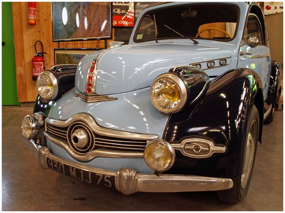"Type the word ""#Panhard"" into Google & you just know you're going to get something #quirky like this #Dyna made between the mid #1940s to mid #1950s https://t.co/pZ1N0xy7SU"