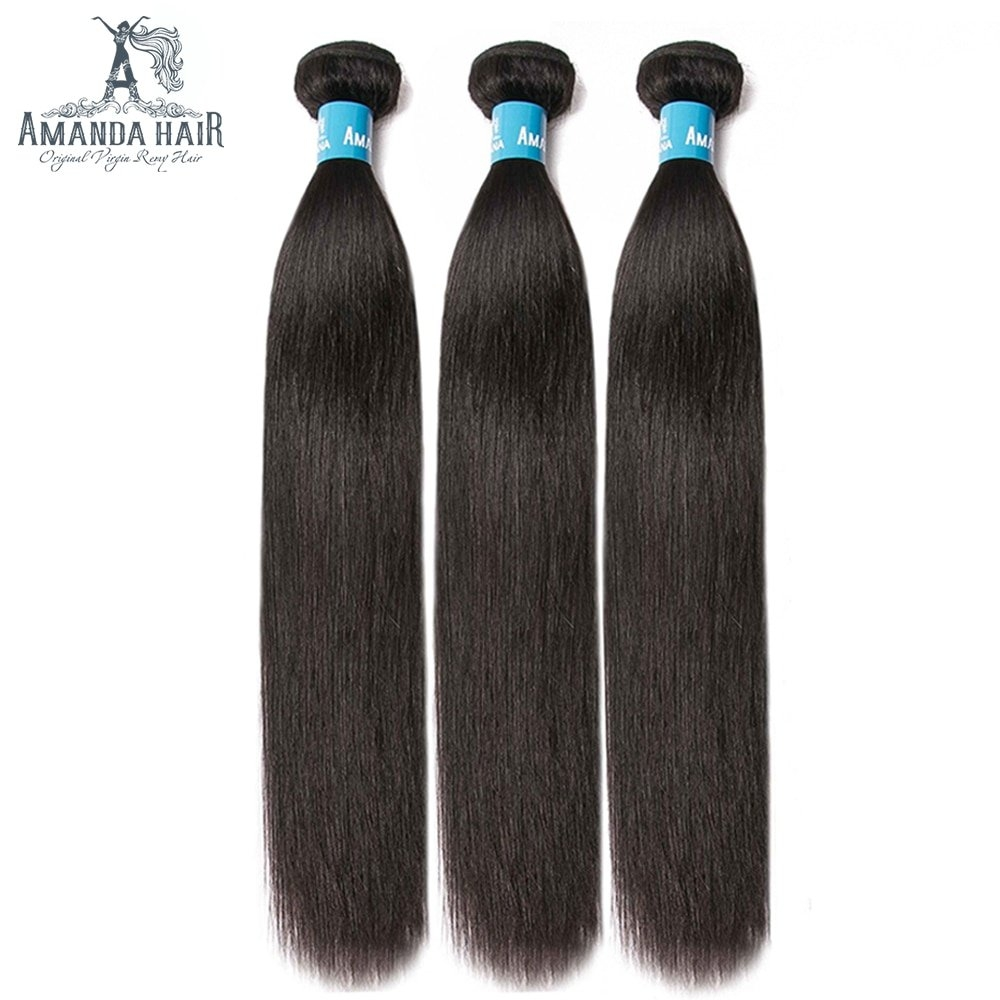 #hair #specialists #wigs #extensions #eyelashes #lashes #goodies #straight #remy #curly #love #salon #hairaccessories #hairproducts #lovehair #bodypositive Amanda Straight Brazilian 100% Unprocessed Virgin Human Hair Bundles https://t.co/gPB9nhfkrq