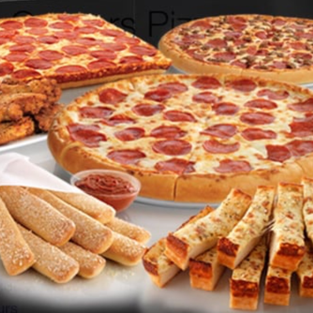 #SuperSaturday Dinner Options:  STUFFED CRUST PIZZA!!!! THINCRUST PIZZA!!!! 3 MEAT TREAT!!!! ULTIMATE SUPREME!!!!  Any style you want for a little more 😋 Try it out now, TODAY!  #saturday #pizza #dinner #thincrust #stuffedcrust #pizzaparty #onlineordering #carryout #pizzaportal https://t.co/p2iO0NQbrC