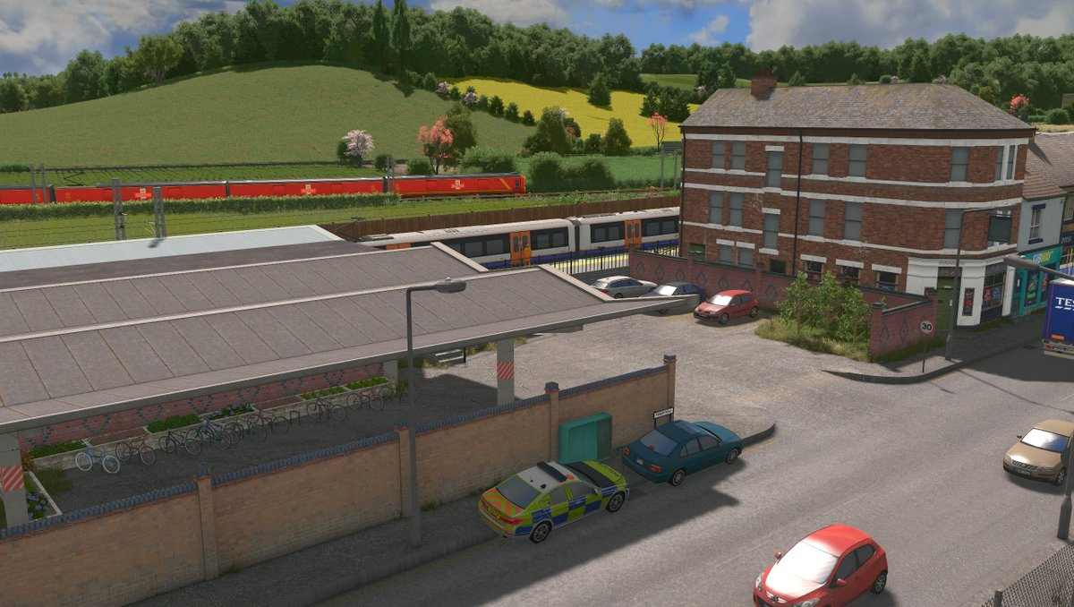 Local Station #CitiesSkylines   #gaming #videogames #cities #skylines #trains https://t.co/riif9zmgvG