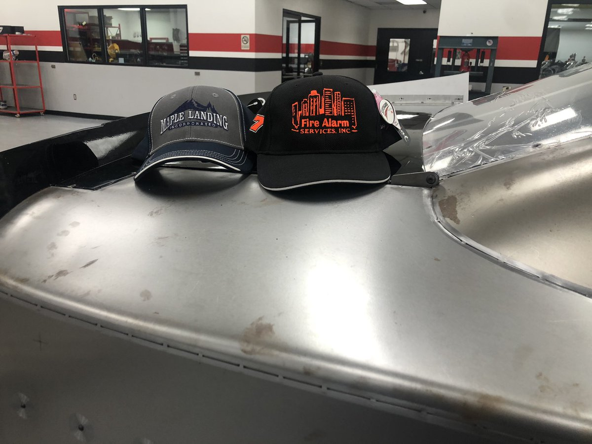 Day 5 of our Giveaway series!  👉 Retweet and like this post  👉Follow @RickWareRacing on all platforms  👉Tag 2 friends and tell us your favorite race day snack! Good luck to everyone! Each giveaway will consist of two hats and some mystery gifts! Good Luck! https://t.co/i9INYMF41A