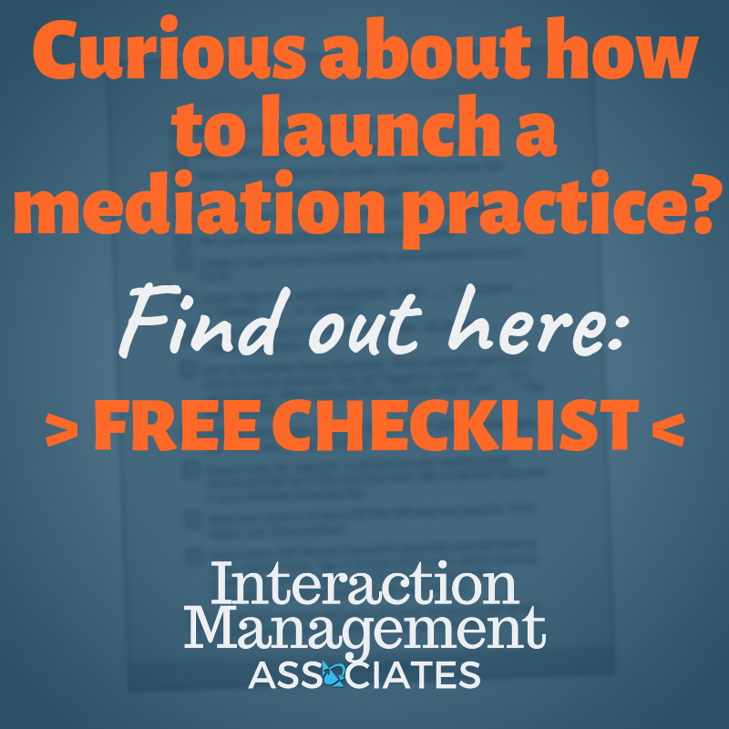 FREE CHECKLIST!  Considering a career in mediation? Here's your chance. https://t.co/LaBAUA7TvS  #mediation #mediator #becomeamediator #mediationskills #conflictresolution #conflictmanagment #mediate #mediatortraining #mediationtrainingcourse #conflict #checklist https://t.co/K27D6YwzIx