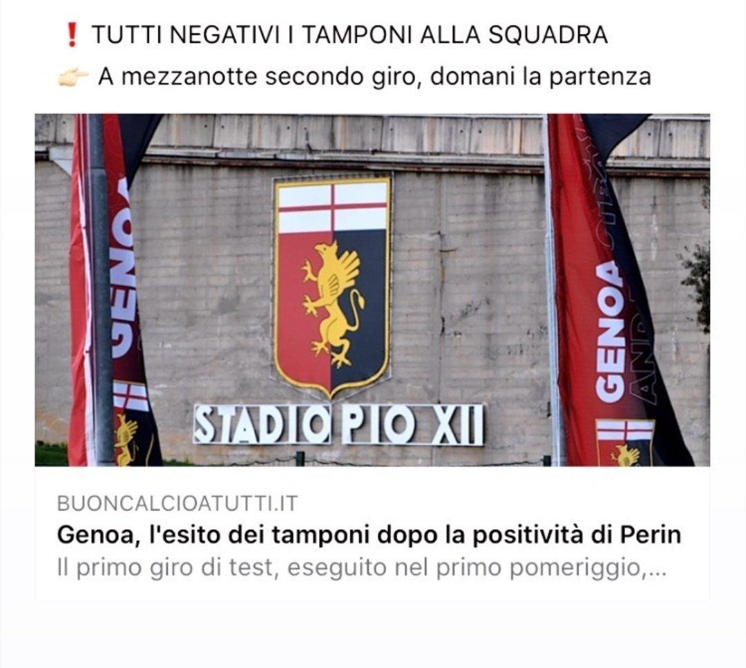 #NapoliGenoa